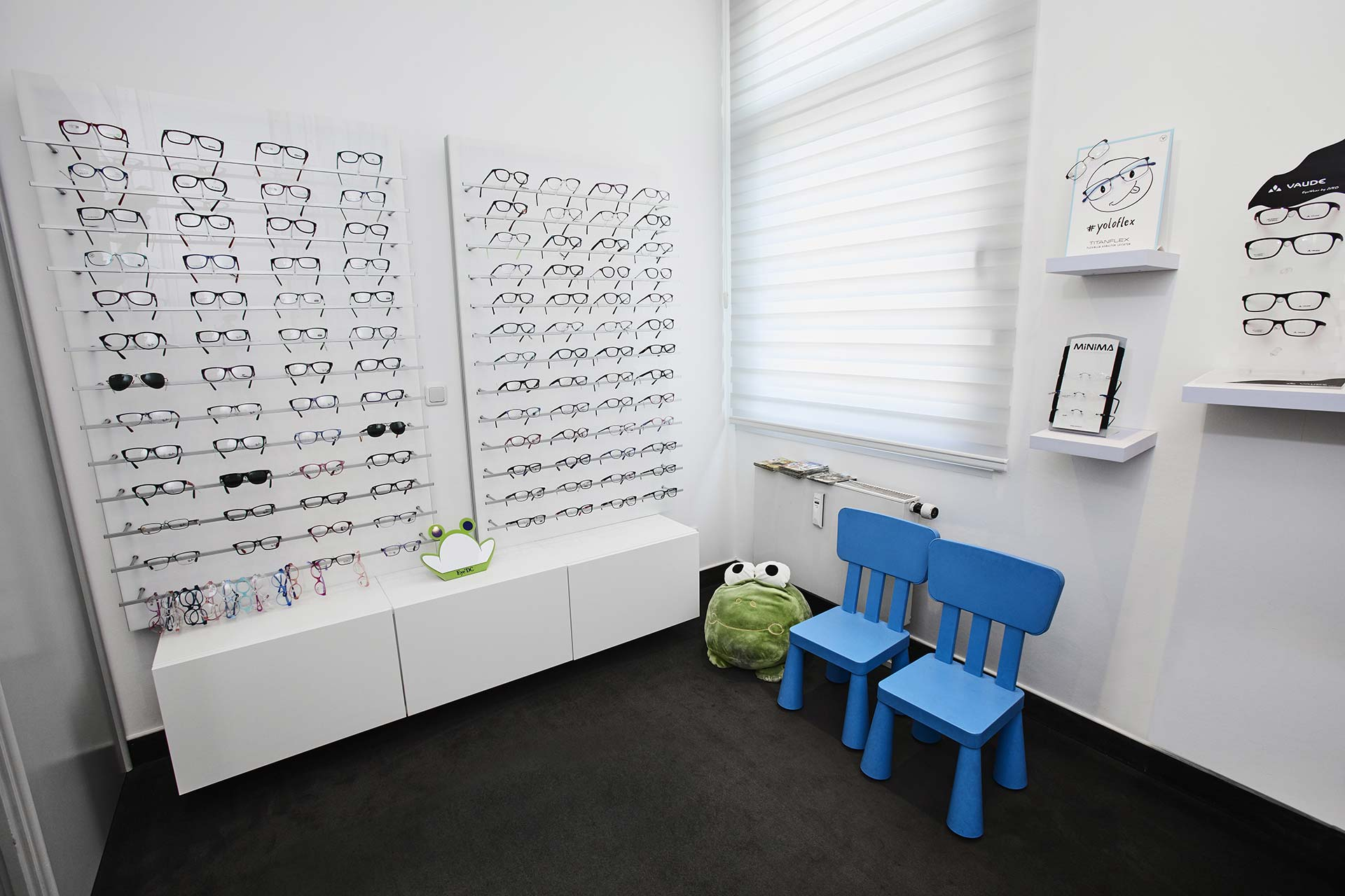 Kinderbrillen Beratung